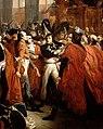 Bouchot - Le general Bonaparte au Conseil des Cinq-Cents (cropped).jpg