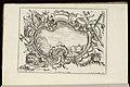 Bound Print, Cartouche with Lion, Livre de Cartouches Irréguliers (Book of Irregular Cartouches), 1738 (CH 18238003).jpg