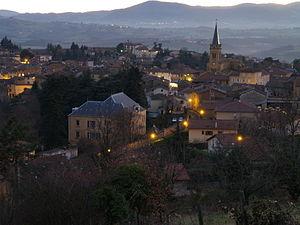 Le Bois-d'Oingt — Wikipédia
