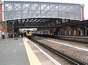 Bournemouth railway station