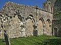 Boxgrave Priory, nave.JPG