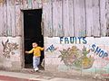 Boy Playing in the Doorway Jocotenango.jpg