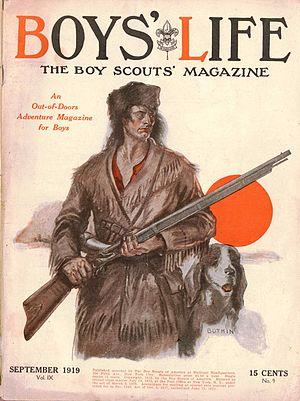 Boys' Life - Boys' Life, September 1919