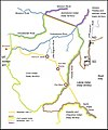 Bozeman Trail, the forts and the Indian territories.jpg