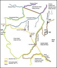Bozeman Trail - Wikipedia