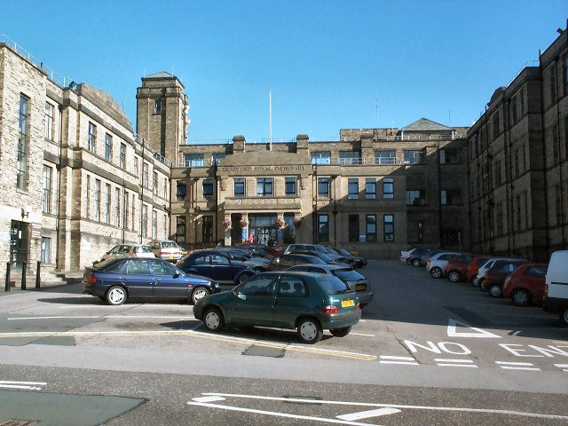 Bradford Royal Infirmary - geograph.org.uk - 34416
