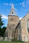 Braunton (Devon, UK), St Brannock's Church -- 2013 -- 4.jpg