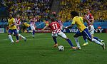 Brazil and Croatia match at the FIFA World Cup 2014-06-12 (15).jpg
