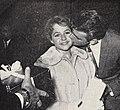 Brenda Lee, kissed by Fabian Forte, 1961.jpg