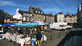 Image illustrative de l'article Place des Lices (Vannes)