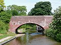Bridge No 80, Coventry Canal at Whittington, Staffordshire - geograph.org.uk - 1163204.jpg