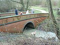 Bridge over Bramborough Brook - geograph.org.uk - 663681.jpg