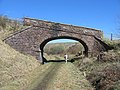 Bridge over dismantled railway, Smardale - geograph.org.uk - 1248081.jpg