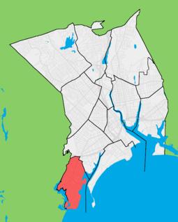 Black Rock, Bridgeport Neighborhood of Bridgeport in Greater Bridgeport, Bridgeport-Stamford, City of Bridgeport