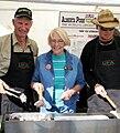 Bridget Pastoor serving pork.jpg