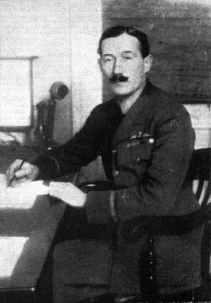 Edward Maitland (RAF officer) - Brigadier General Edward Maitland c.1918