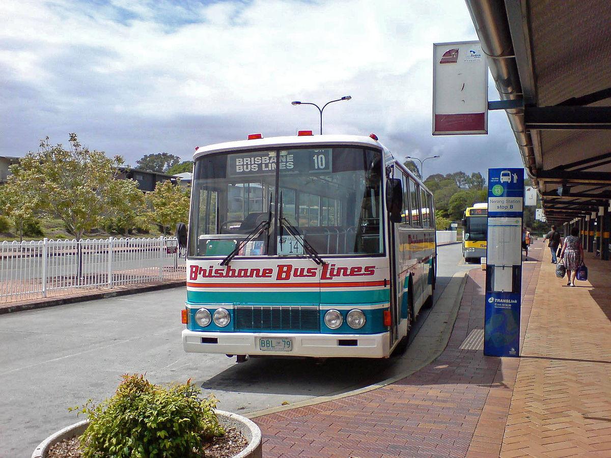 Brisbane Bus Lines - Wikipedia