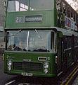 Bristol Omnibus (NBC) bus C5018 (LHW 799L) 1973 Bristol VRT SL2 ECW, Bristol Haymarket, 29 November 1976.jpg