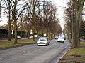 Bristol Road (A38) near Selly Park - Bournbrook - geograph.org.uk - 127662.jpg
