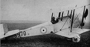 Scout (aircraft) - Bristol Scout