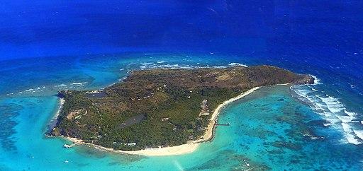 Britische Jungferninseln - Necker Island - panoramio