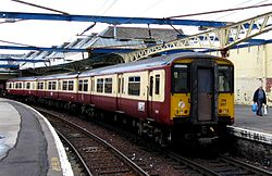 British Rail Class 318 at Gourock.jpg