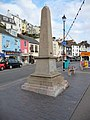 Brixham - William of Orange Monument - geograph.org.uk - 1622383.jpg
