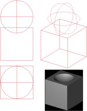 initiation brl cad prototypage rapide avec archer wikilivres. Black Bedroom Furniture Sets. Home Design Ideas