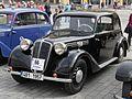 Brno, náměstí Svobody - XXI. Sraz historických vozidel Vysočina 2014 - Tatra 57 B obr1.jpg