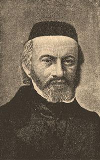 Zecharias Frankel Czech rabbi
