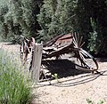 Brokeback Wagon, Highland Springs Ranch, CA 7-2011 (6917720485).jpg