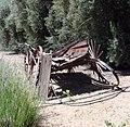 Brokeback Wagon, Highland Springs Ranch, CA 7-2011 (6917720485).jpg
