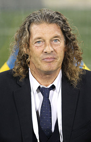 Senegal national football team - Bruno Metsu, the manager of Senegal from 2000 to 2002. He guided Senegal to the quarter finals of the 2002 World Cup