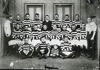 Brunswick Football Club - Brunswick FC side, 1909 premiers