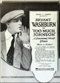 Bryant Wasburn in Too Much Johnson by Donald Crosp 2 Film Daily 1920.png