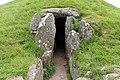 Bryn Celli Ddu Burial Chamber (3000 BC), Nr. Llanddaniel Fab, Holy Island (507306) (33009034052).jpg