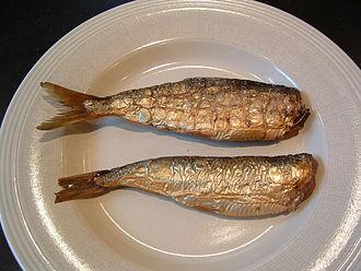 Buckling (fish) - Buckling