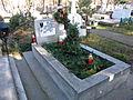 Bucuresti, Romania, Cimitirul Bellu Catolic (Mormantul compozitorului Dan Iagnov, Decembrie 2014) (3).JPG