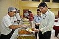 Buffet Lunch - VMPME Workshop - Science City - Kolkata 2015-07-17 9507.JPG