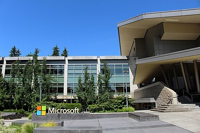 How to get to Microsoft Visitor Center with public transit - About the place