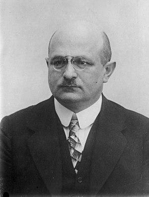 Carl Ramsauer - Carl Wilhelm Ramsauer