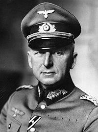 Генерал майор еріх фон манштейн 1938
