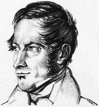 Philipp Franz von Siebold - Image: Bundespost Philipp Franz von Siebold