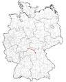 Bundesstraße 279 Verlauf.png