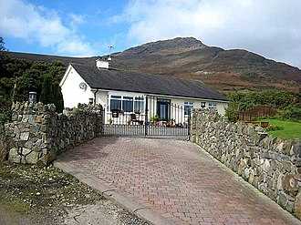 Slieve Foy - Bungalow at the foot of Slieve Foye