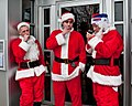 Burnt Out, Bad Santas in Jamian's Bar, Red Bank, New Jersey (4216766967).jpg