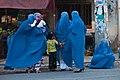 Burqa women waiting, Herat, Afghanistan.jpg