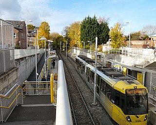 Burton Road tram stop
