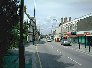 Bushey - High Street, Bushey