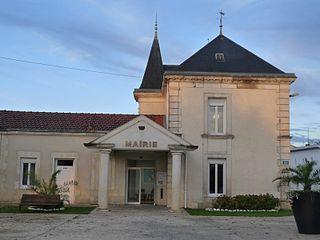 Bussac-Forêt Commune in Nouvelle-Aquitaine, France